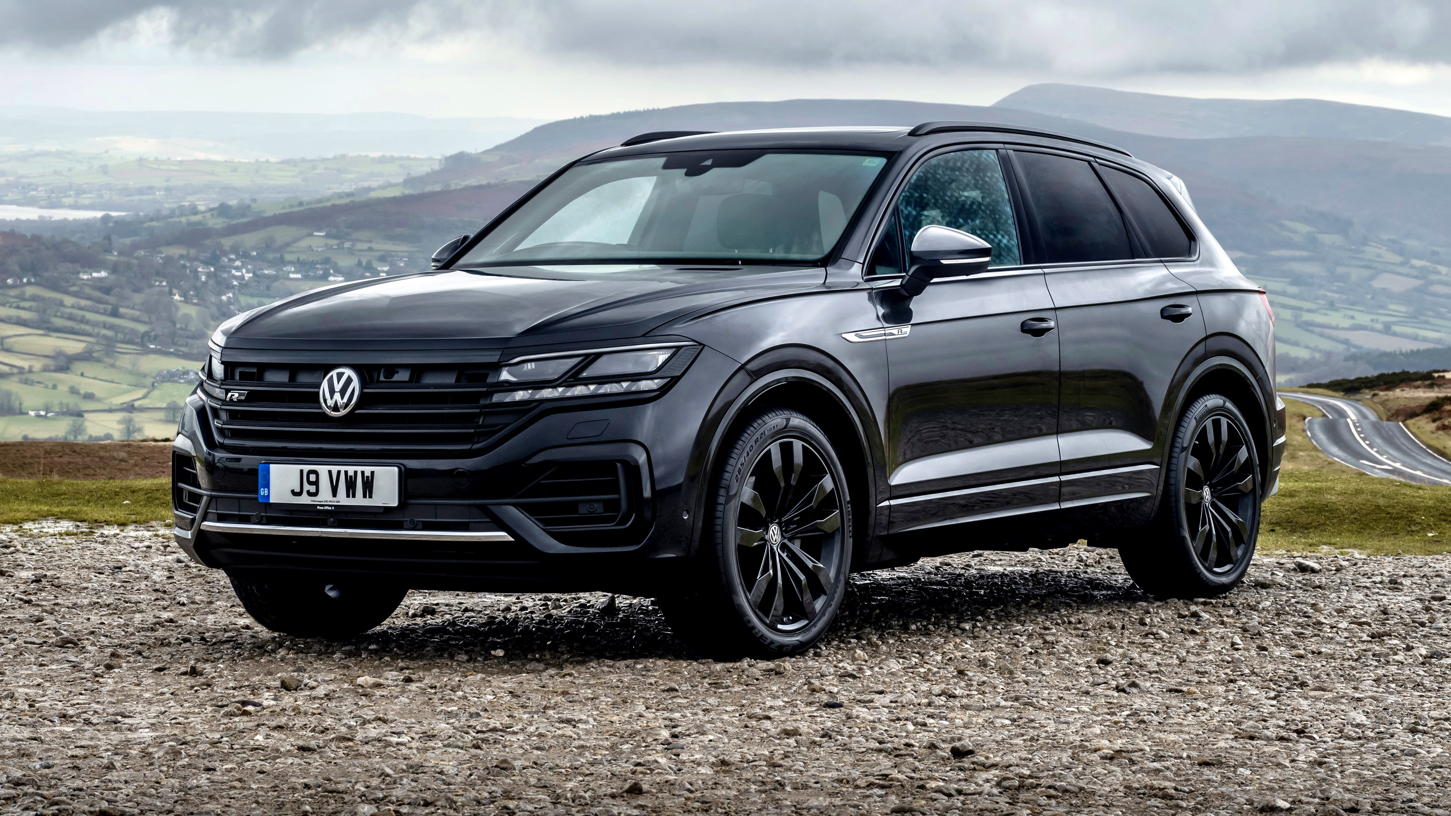2021 Volkswagen Touareg Wolfsburg Price And Specs Limited Edition Suvs Arrive Caradvice