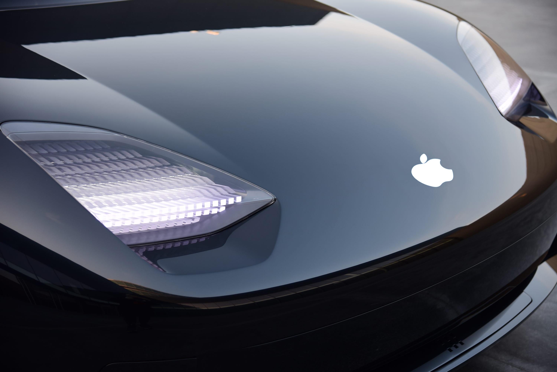 Car apple iOS