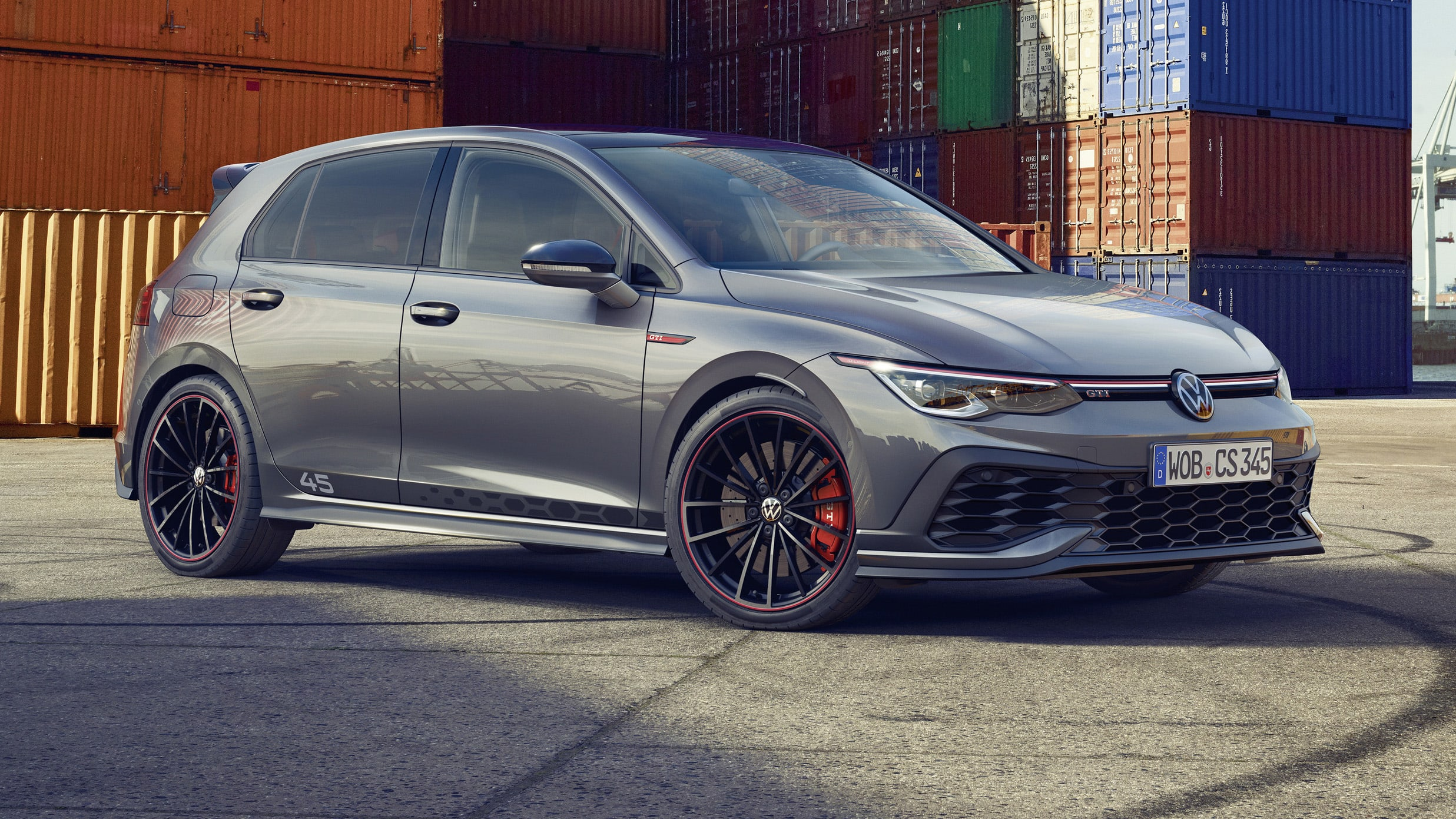 2021 Volkswagen Golf Gti Clubsport 45 Unveiled Unlikely For Australia Update Caradvice