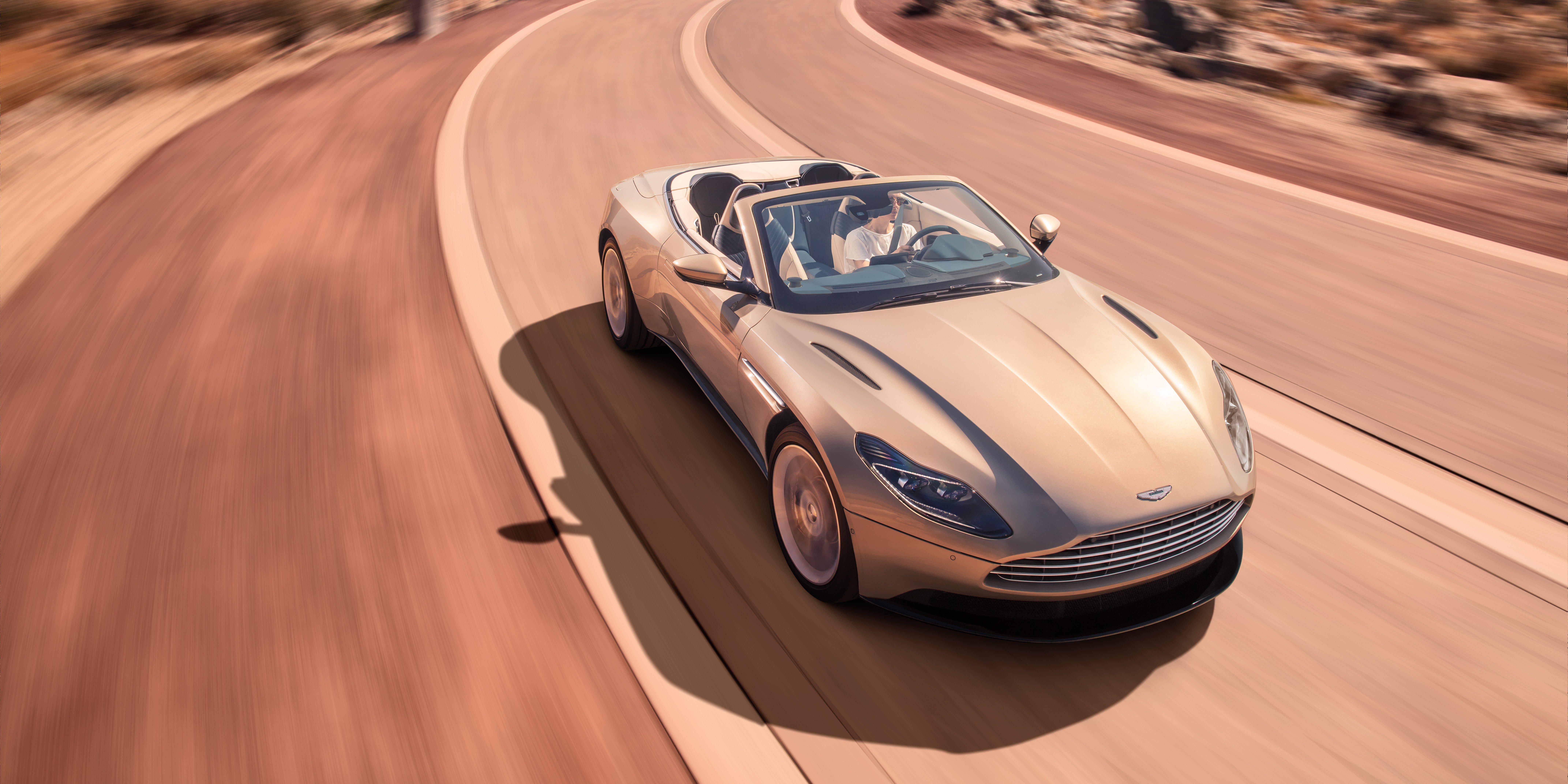 2018 Aston Martin Db11 Volante Pricing Caradvice