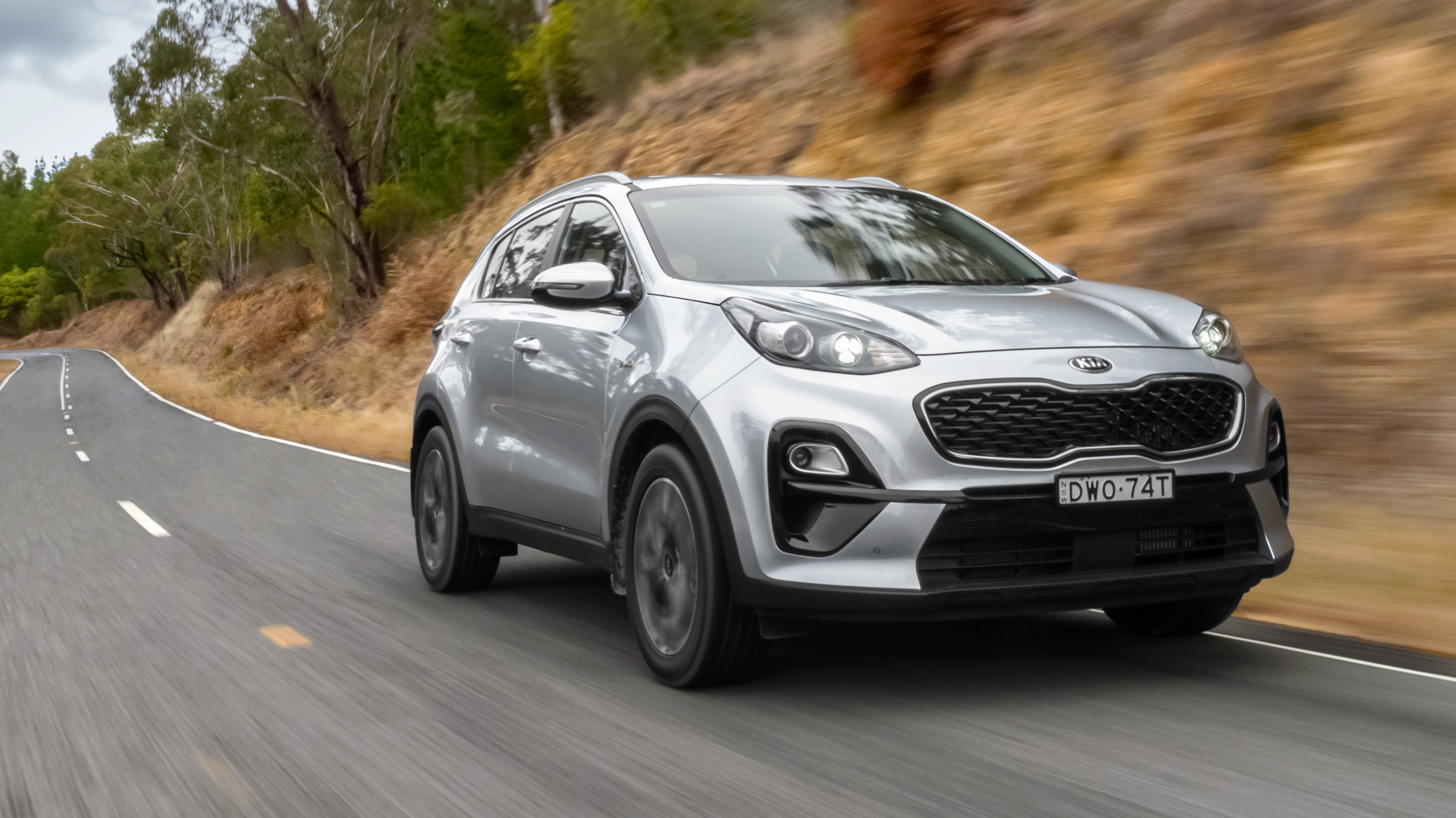 2019 Kia Sportage: Upgraded Design And New Hybrid System >> 2019 Kia Sportage Review Caradvice