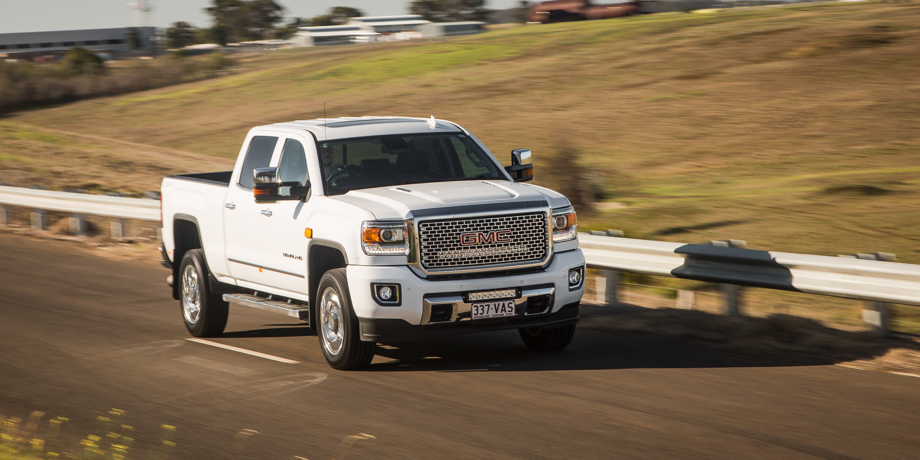 2016 GMC Sierra Denali 2500HD Review: Performax RHD