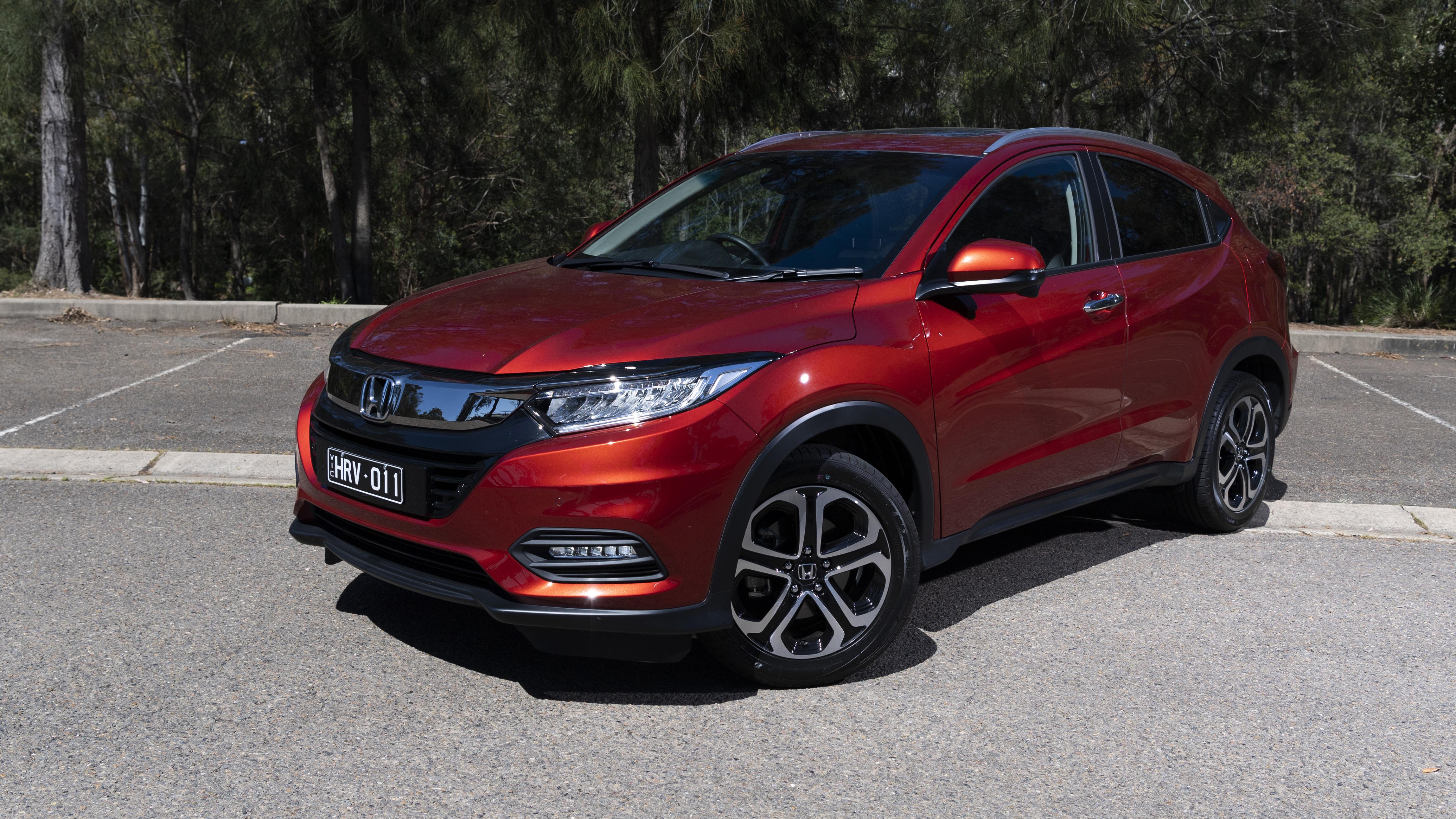 2019 Honda HR-V VTi-LX review | CarAdvice