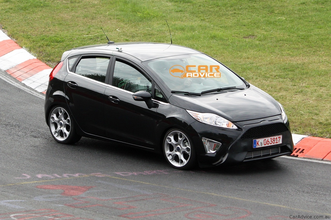 Ford Fiesta St 2012 2017 Design Styling Autocar