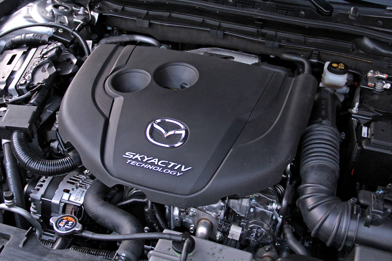 Mazda Sticking With Diesels Caradvice