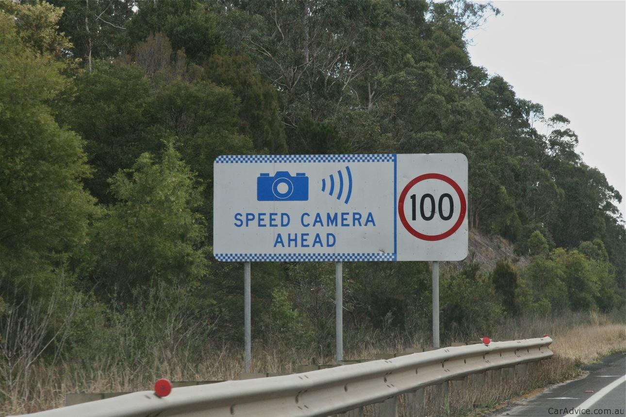 Speed camera tolerances reduced to zero | CarAdvice