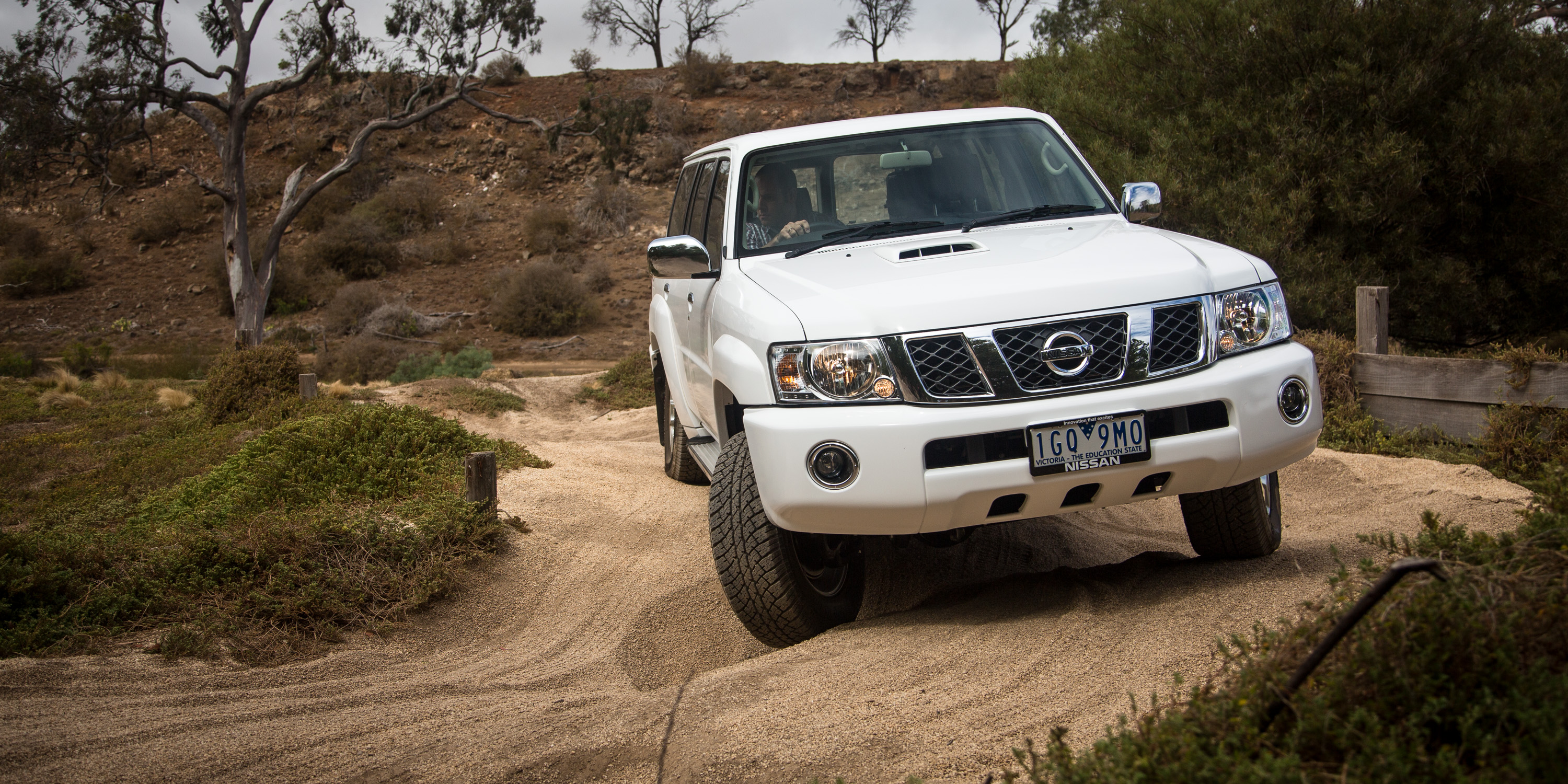 2016 Nissan Patrol ST Y61 Review | CarAdvice