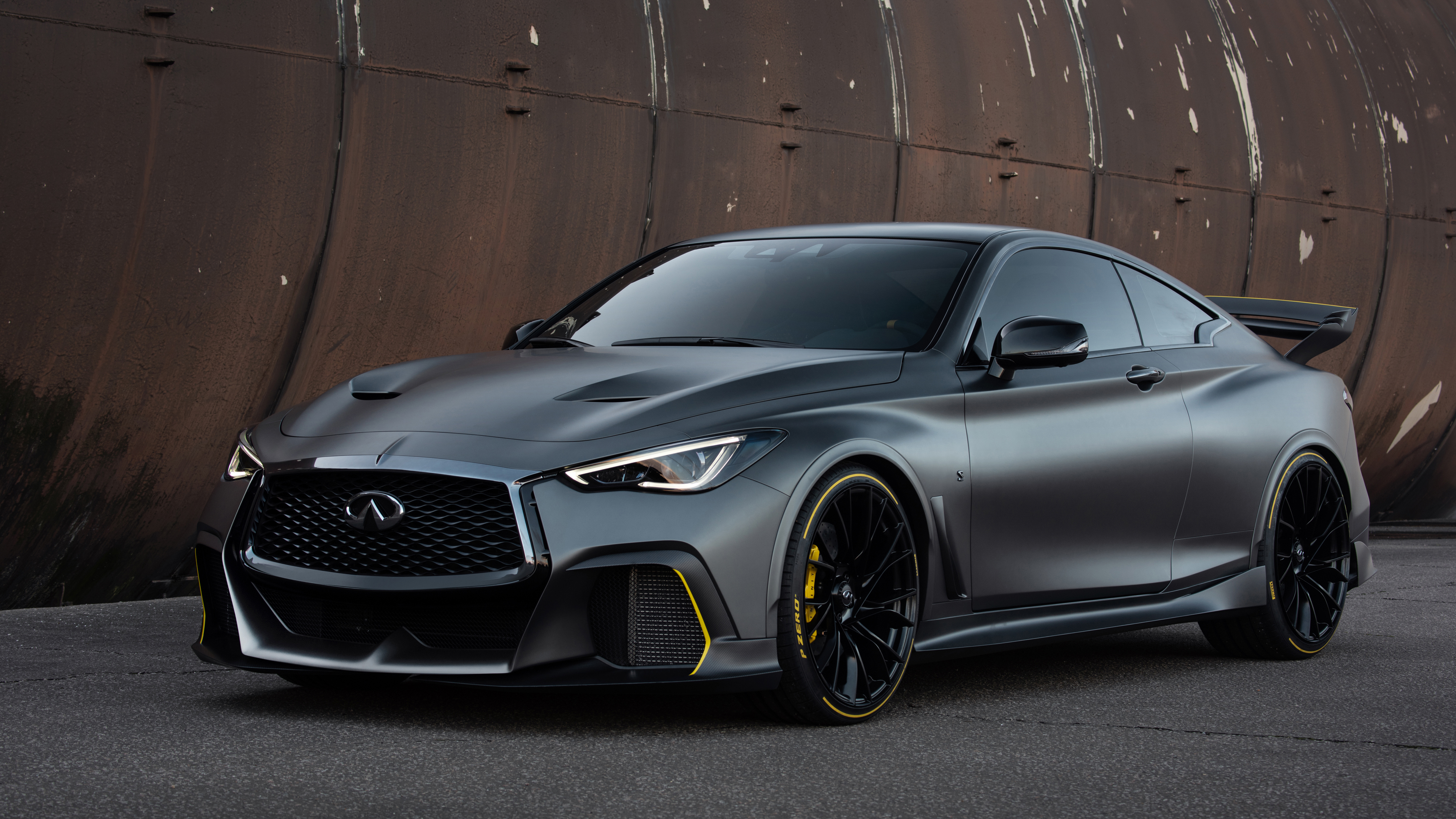 2021 Infiniti Q60 Project Black S Price and Release date