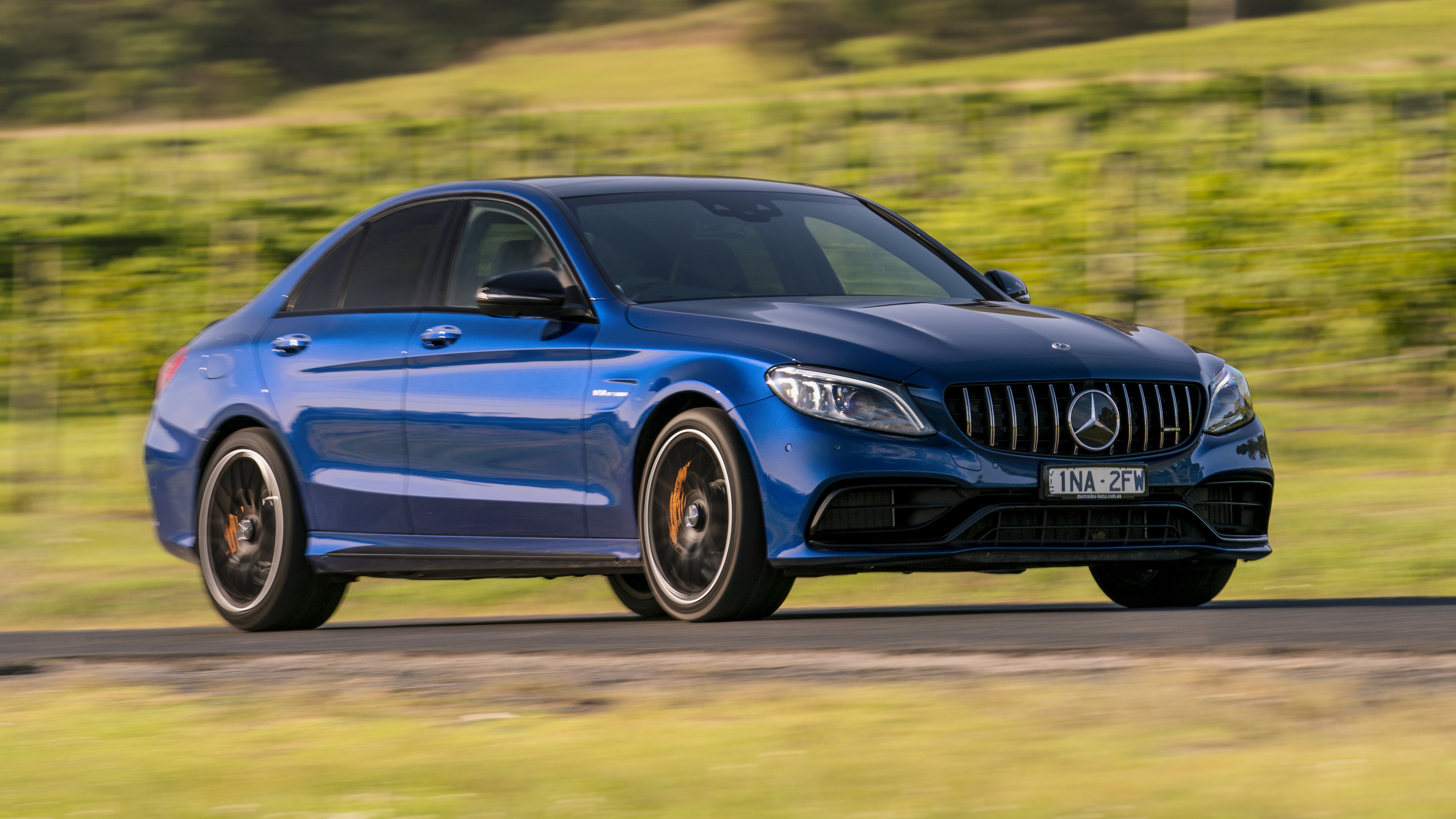 2019 Mercedes-AMG C63S review | CarAdvice