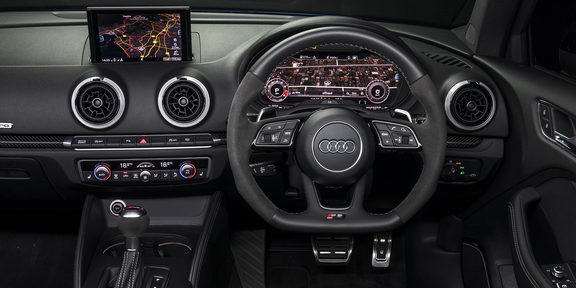 Kelebihan Kekurangan Audi Rs3 Sportback 2018 Review
