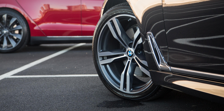 2016 Tesla Model S P90D v BMW 730d Comparison | CarAdvice