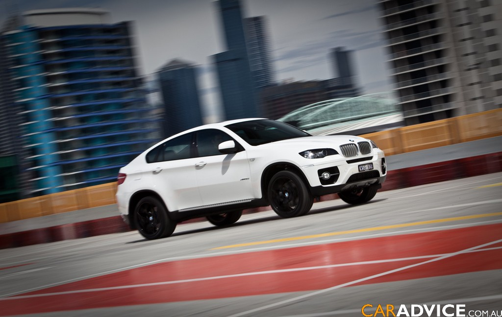 2009 Bmw X6 Xdrive50i First Images Caradvice