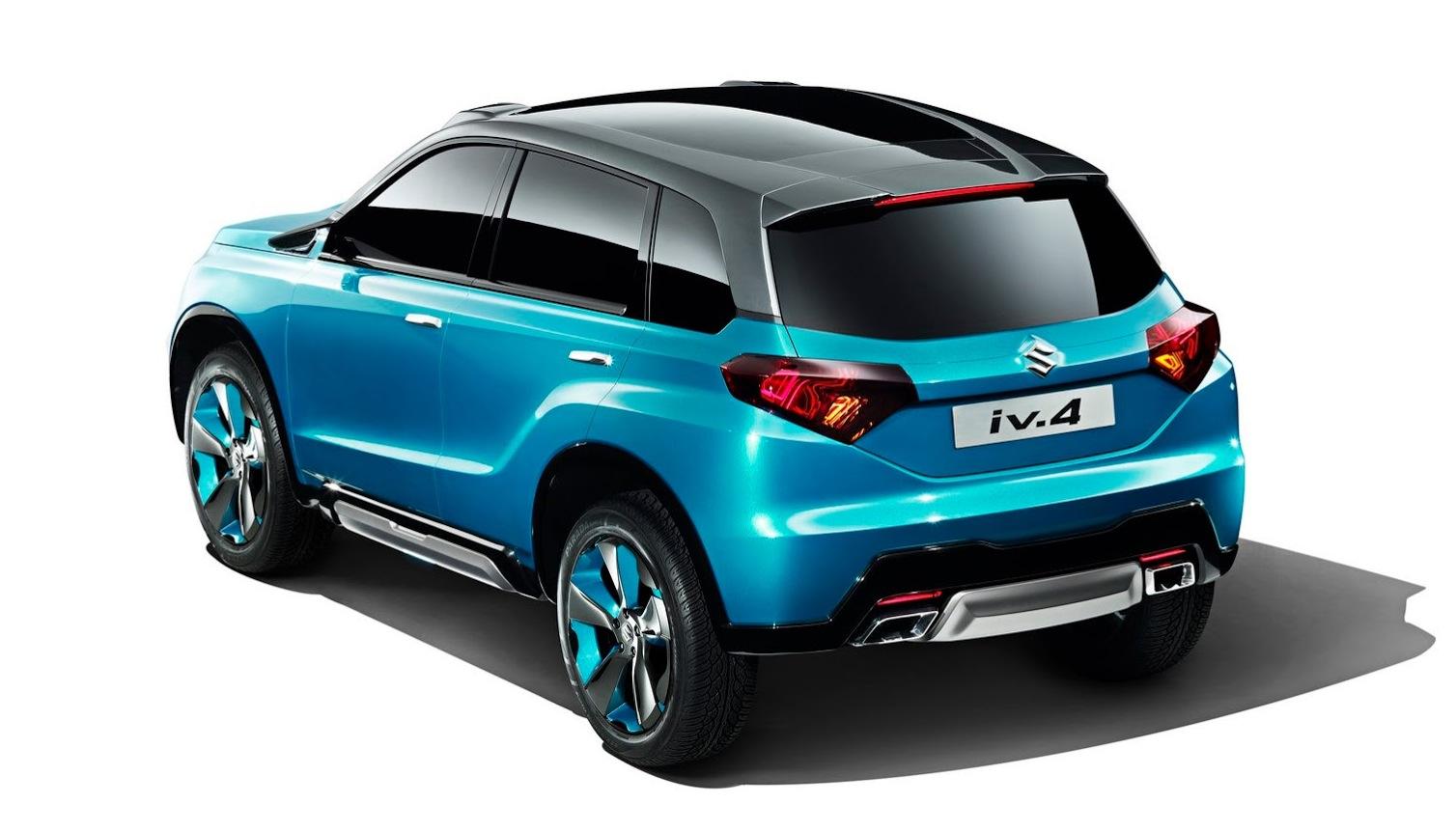 Suzuki iV-4 concept previews next-generation Jimny | CarAdvice