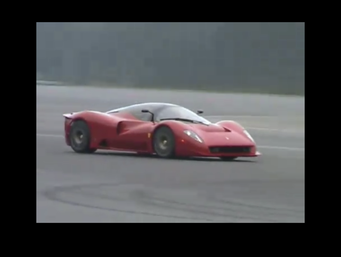 Video Ferrari P45 By Pininfarina Test Drive Caradvice