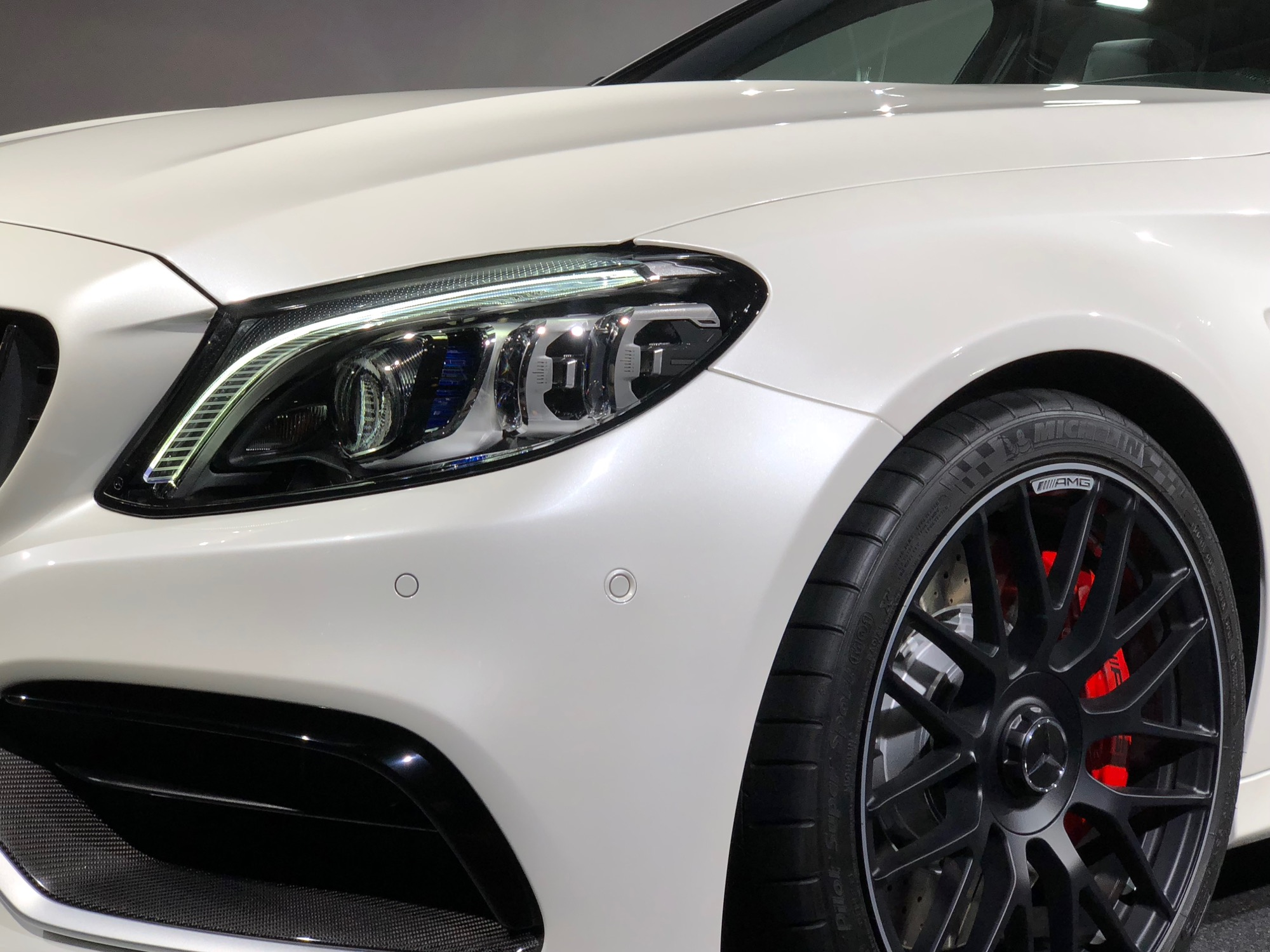 2018 C-Class: Why the mid-size Mercedes-Benz misses MBUX | CarAdvice