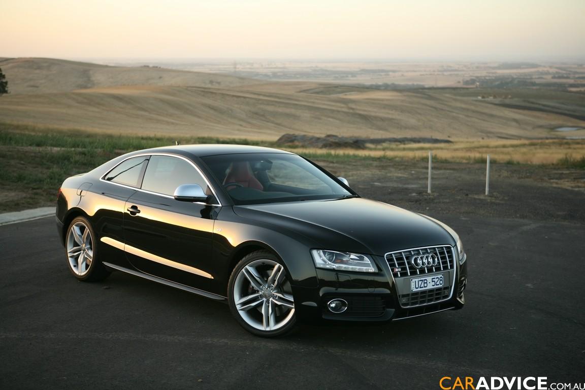 2008 Audi S5 Review | CarAdvice