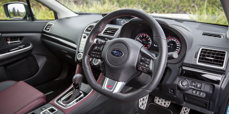 2018 Subaru Levorg STI Sport v Skoda Octavia RS245