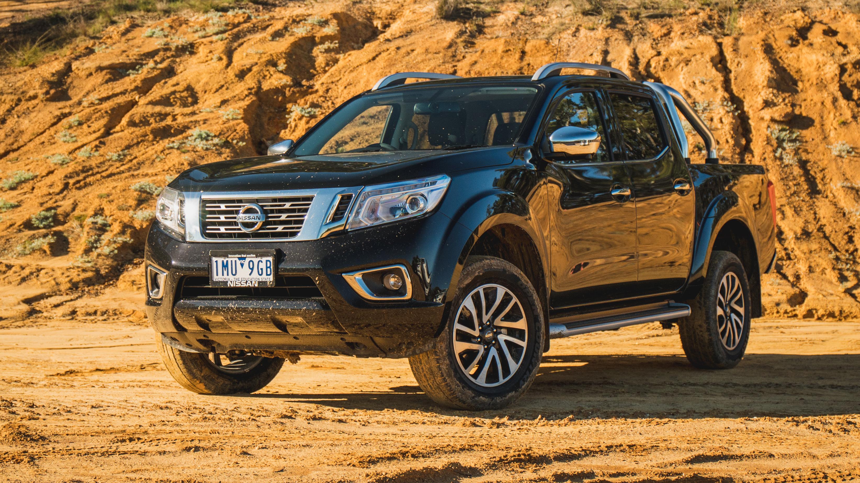 2018 Nissan Navara ST-X off-road review   CarAdvice
