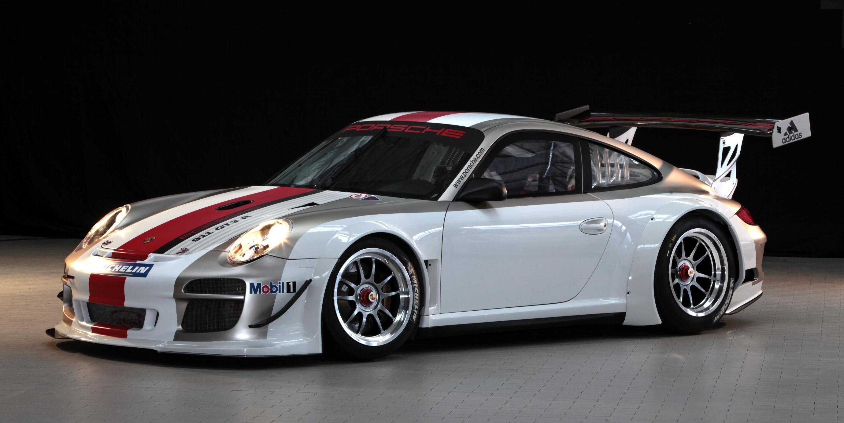 Porsche 911 Gt3 R Race Car Launched Caradvice