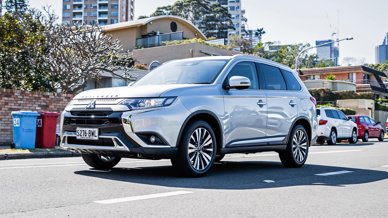 2019 Mitsubishi Outlander LS review   CarAdvice