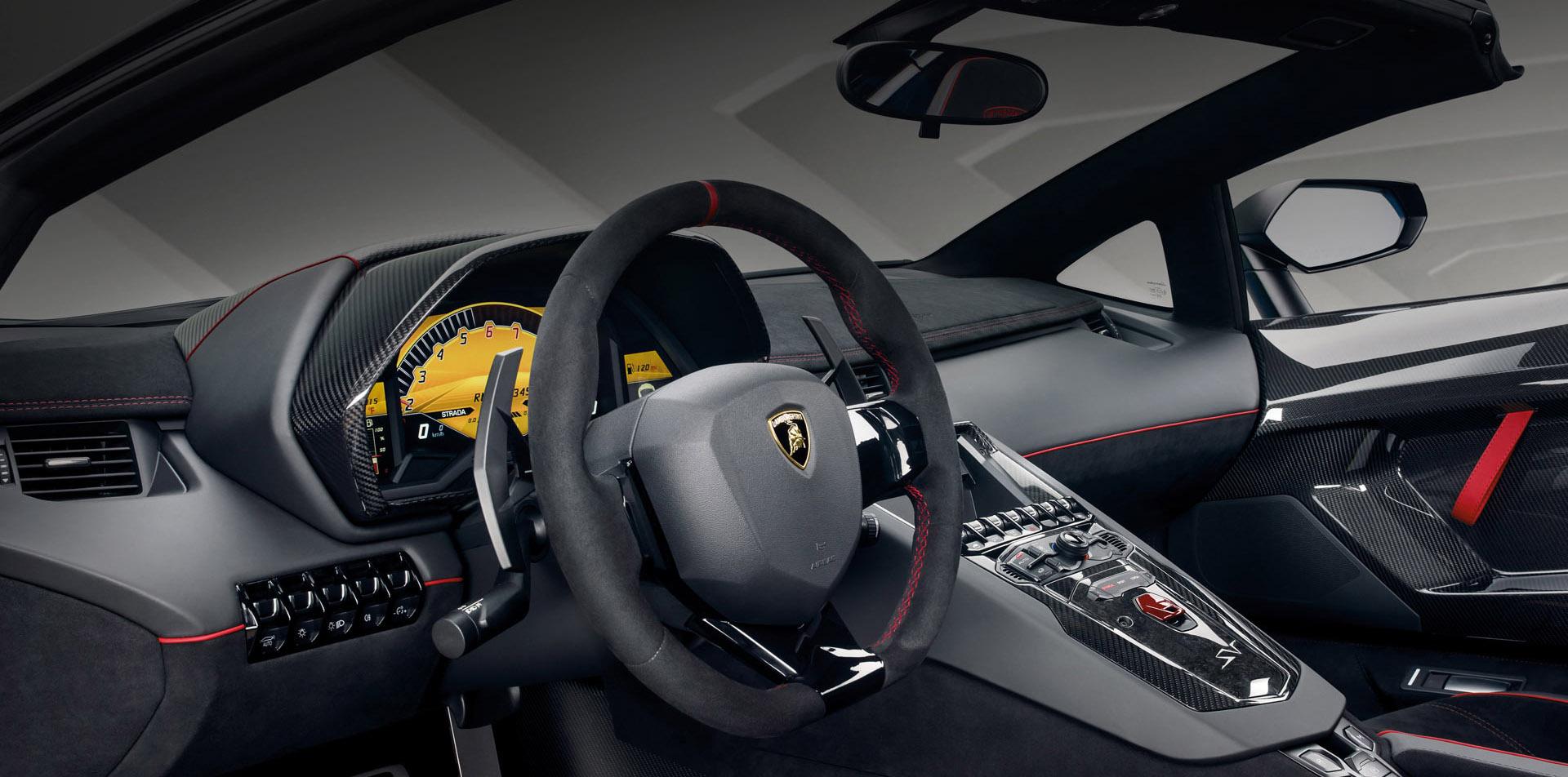 Lamborghini Aventador Lp750 4 Superveloce Roadster Unveiled Caradvice