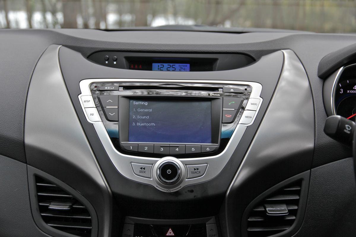2013 Hyundai Elantra Review | CarAdvice
