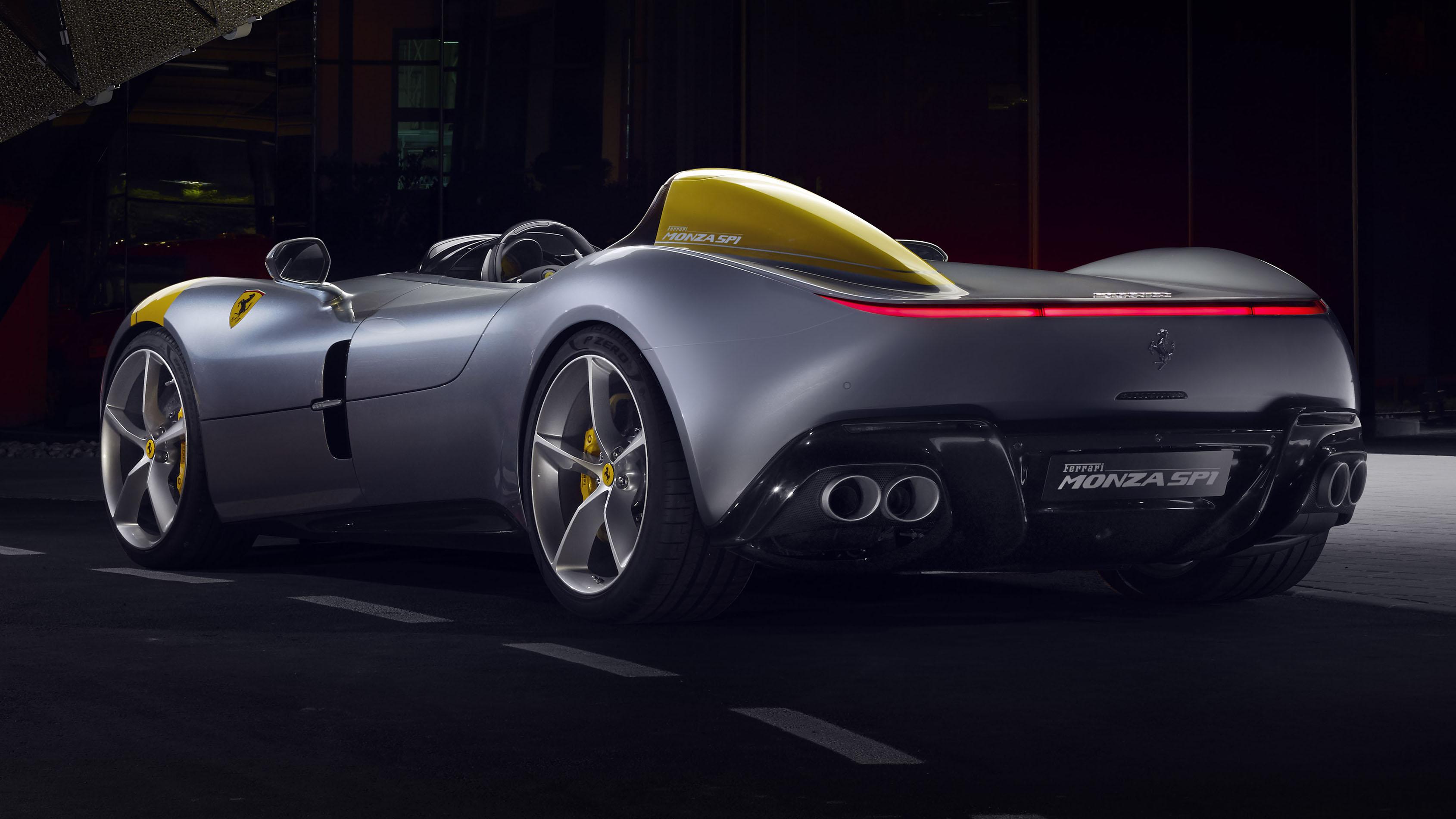 Ferrari Monza Sp1 And Sp2 Unveiled Caradvice