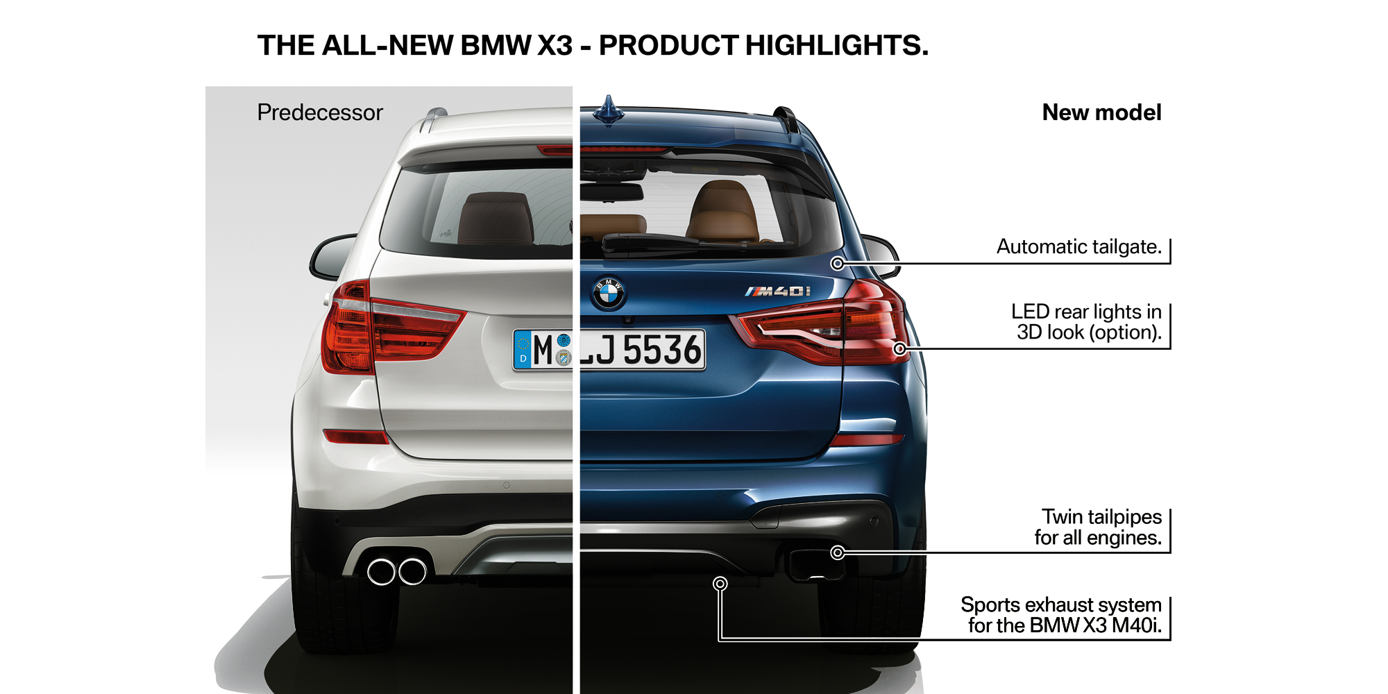 2018 Bmw X3 Revealed Australian Launch Expected For Next