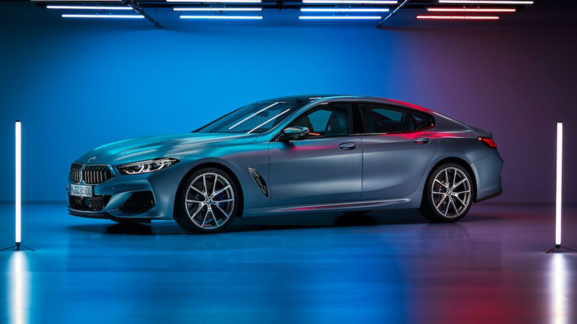 2020 Bmw 8 Series Gran Coupe Leaked Caradvice