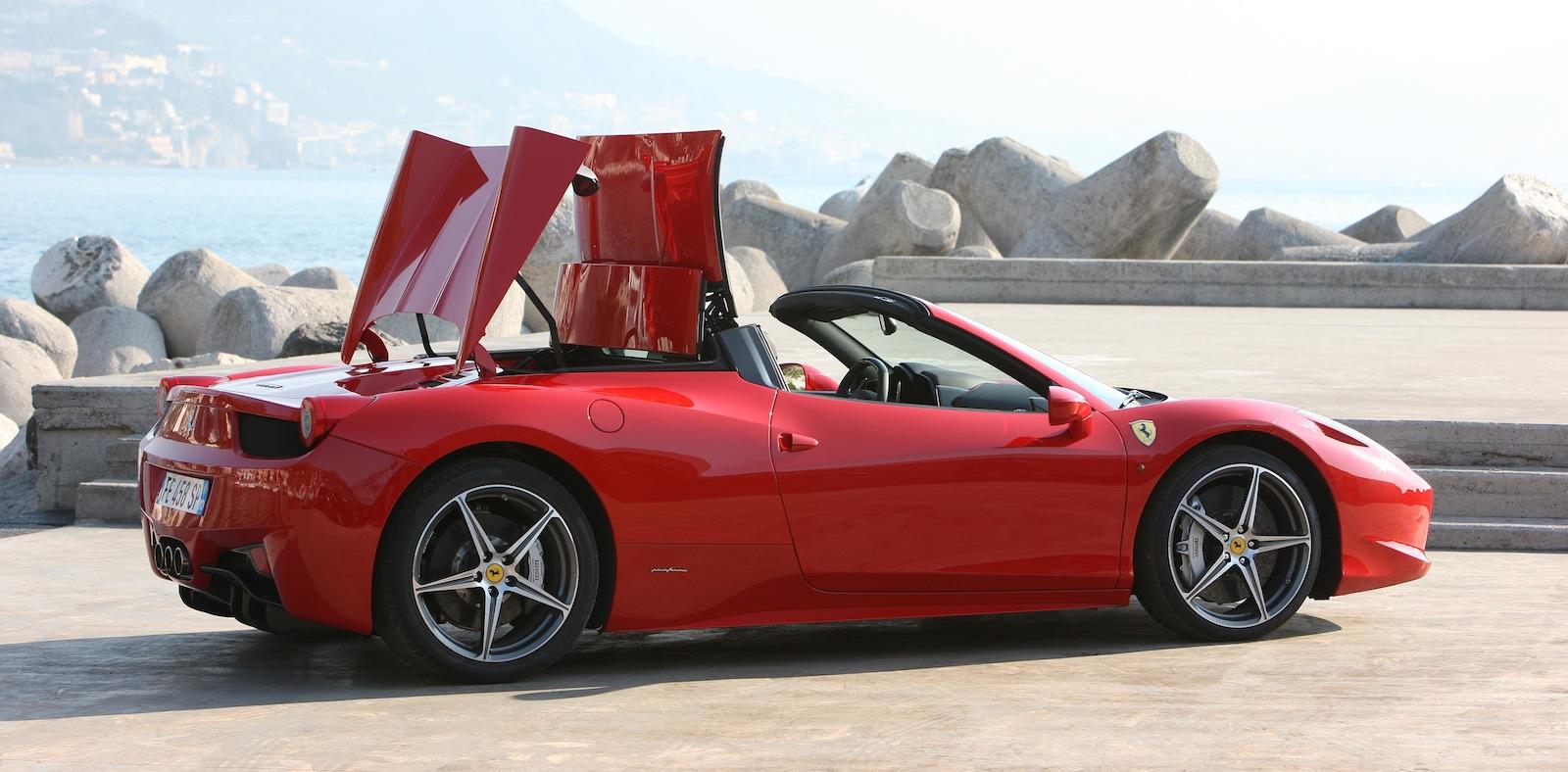 Ferrari 458 Spider Review Caradvice