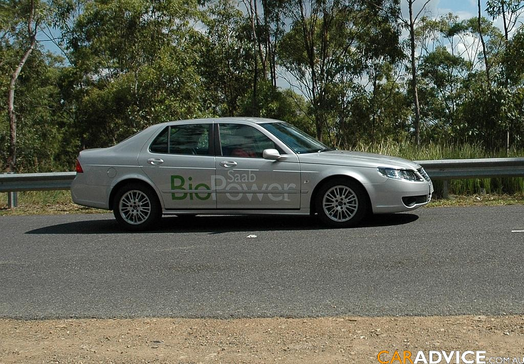 2008 Saab 9-5 BioPower Review | CarAdvice