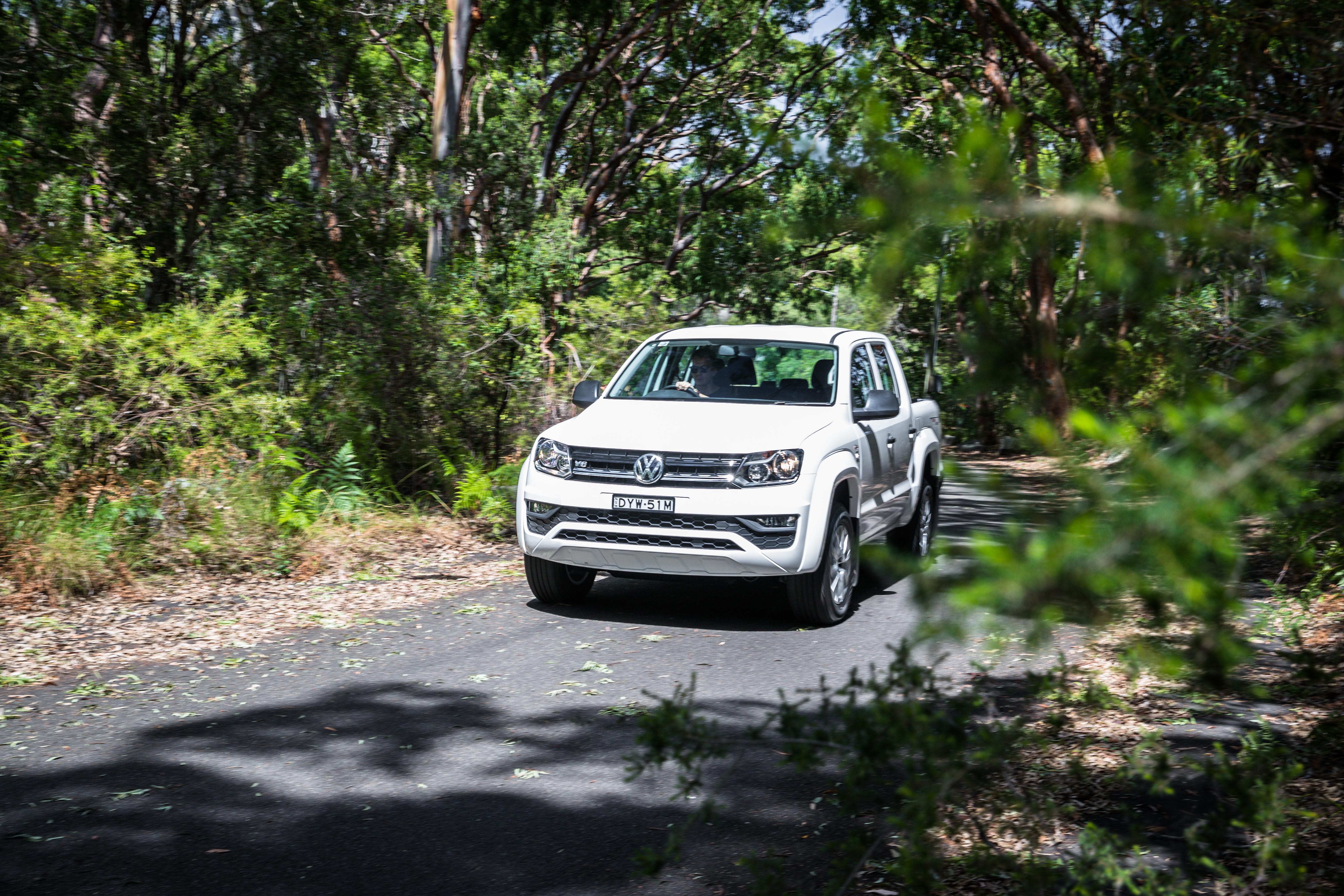 2019 Volkswagen Amarok V6 Core review | CarAdvice