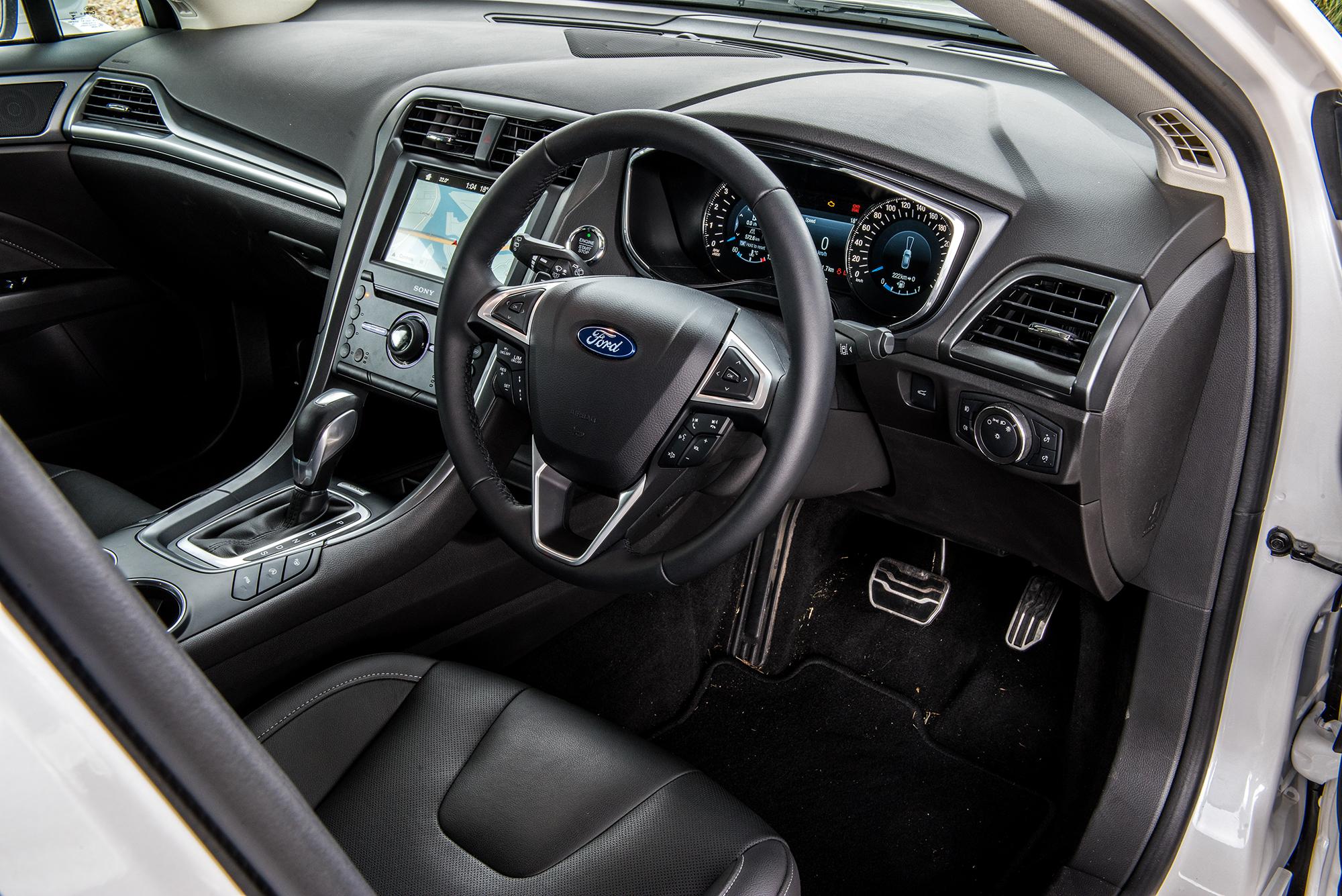 2018 Ford Mondeo Titanium TDCi review | CarAdvice