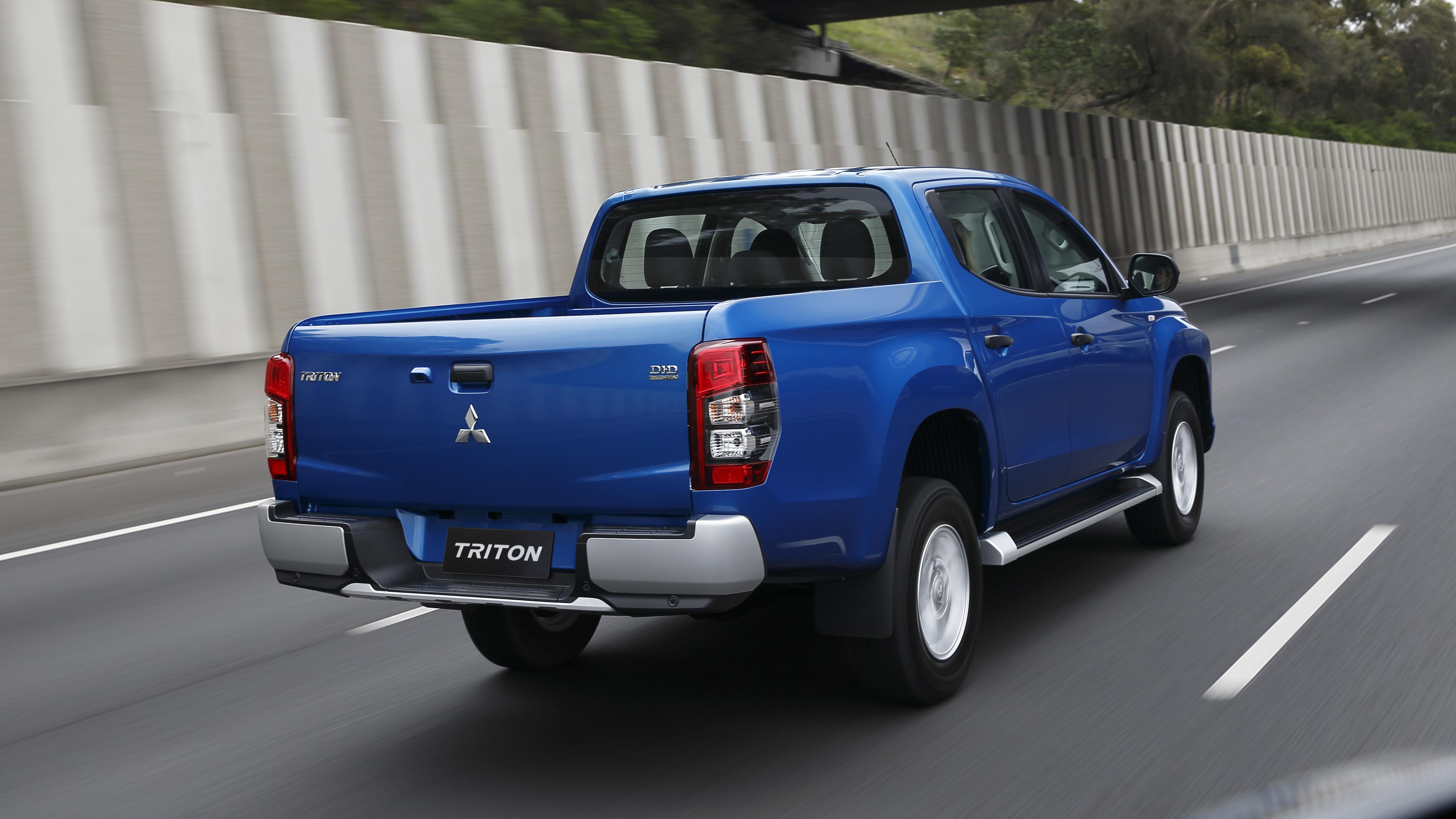 2019 Mitsubishi Triton review: GLX+ and GLS Premium | CarAdvice