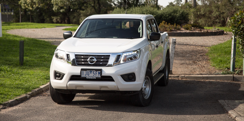 2017 Nissan Navara SL review | CarAdvice