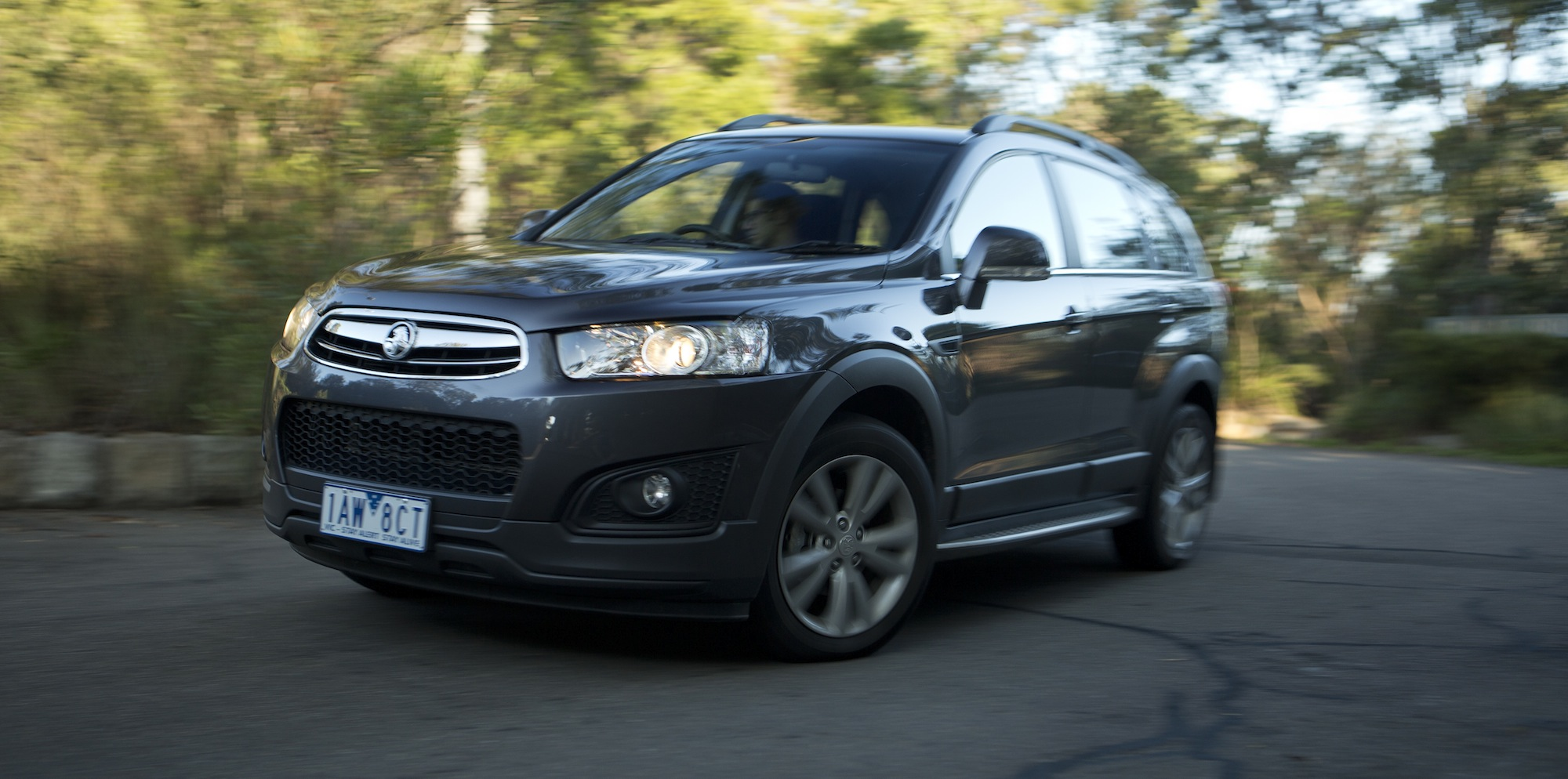 2014 Holden Captiva 7 Review: LT 3 0-litre V6 petrol   CarAdvice