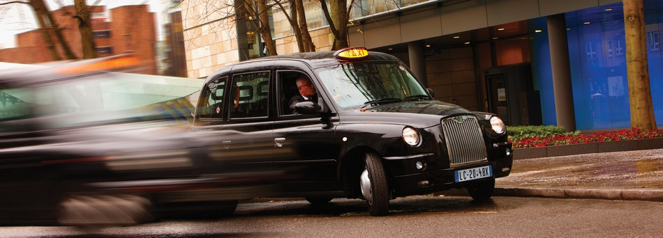 Geely London Taxi Company TX4 cab review | CarAdvice