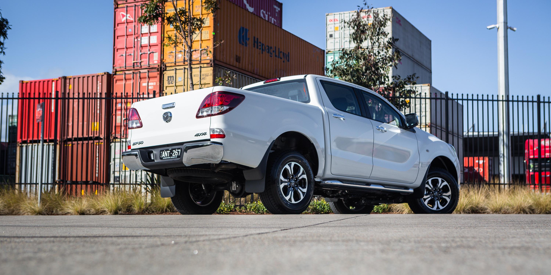 2017 Mazda BT-50 XTR dual-cab review | CarAdvice