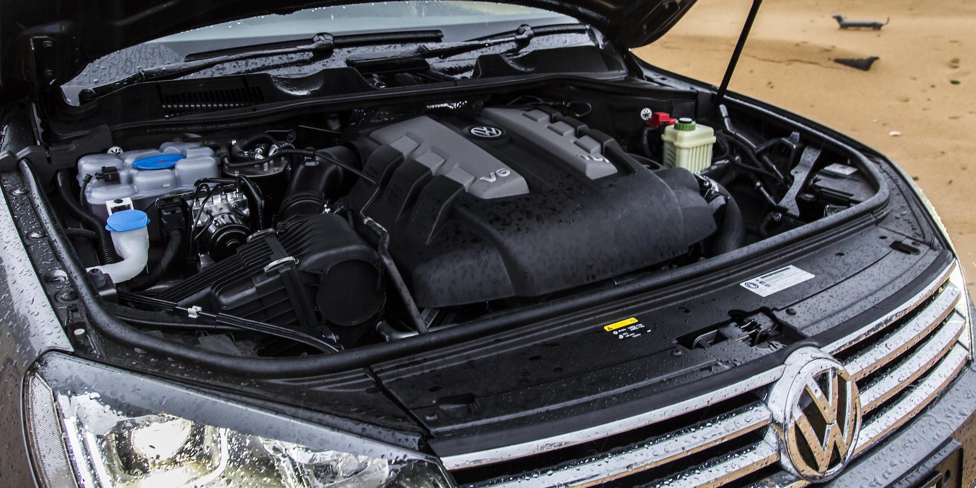 2015 Volkswagen Touareg V6 TDI Review | CarAdvice