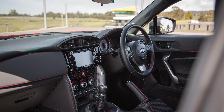 2017 Subaru BRZ v Toyota 86 GT comparison | CarAdvice