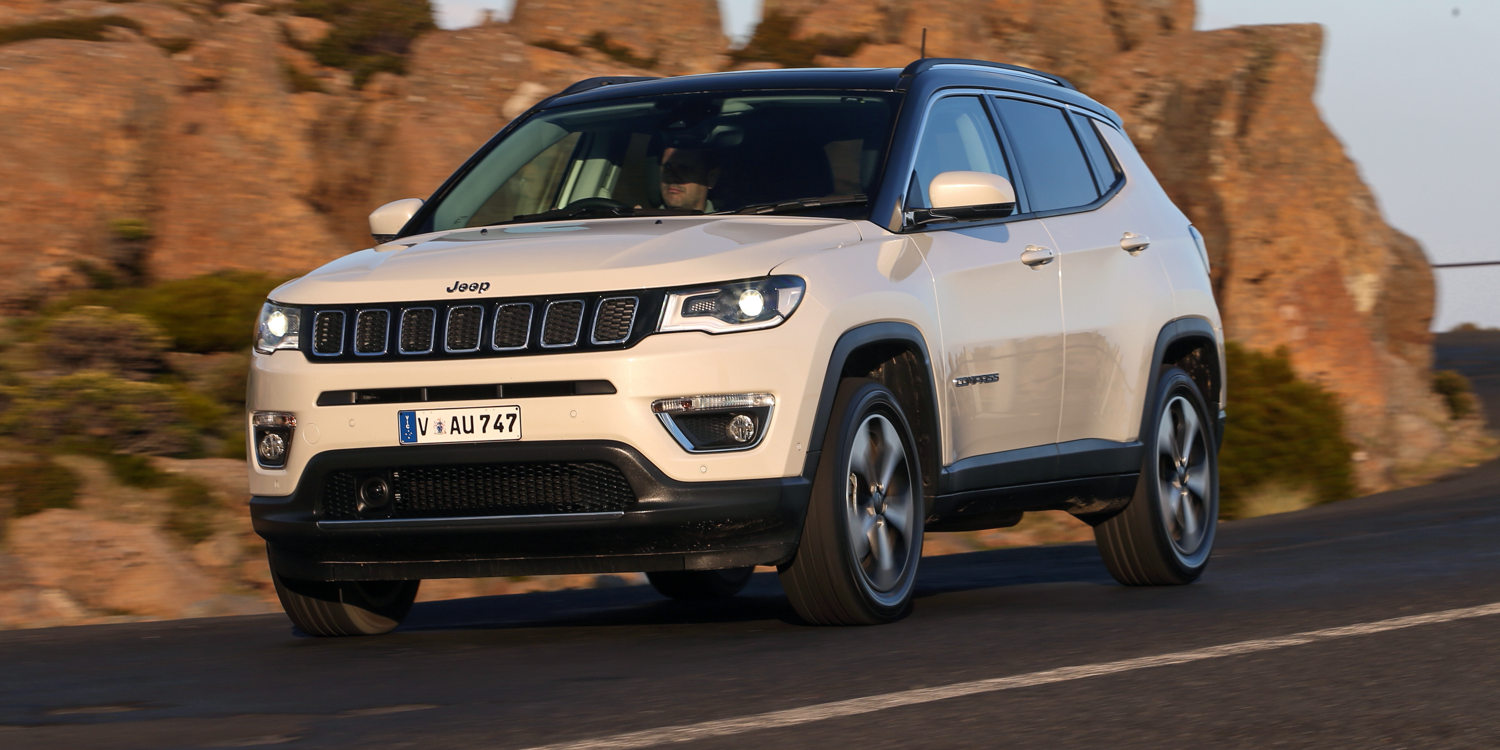 2018 Jeep Compass review | CarAdvice
