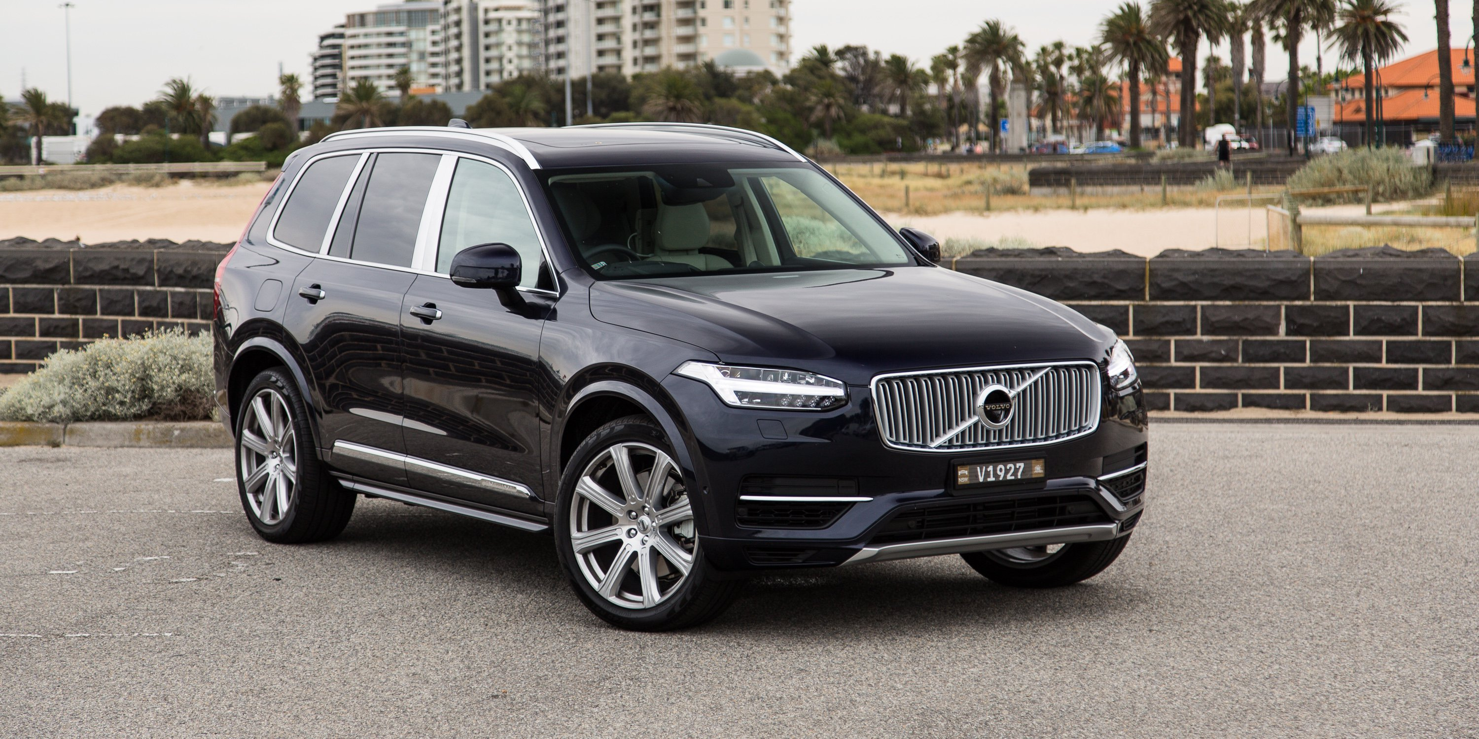 2017 Volvo XC90 Excellence review   CarAdvice