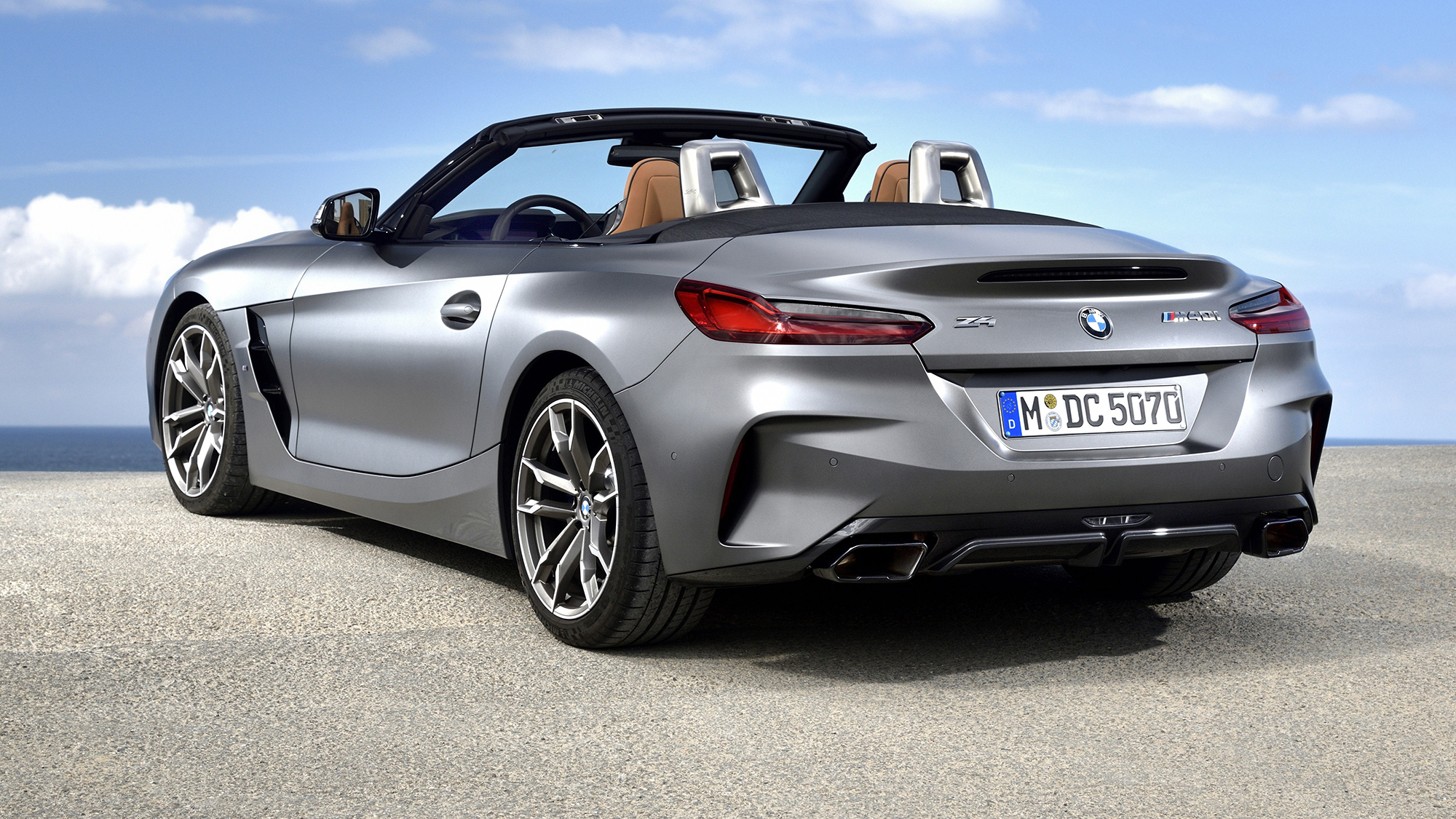 2020 BMW Z4 Roadster Configurations