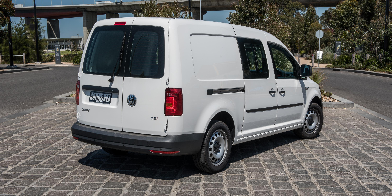 2018 Volkswagen Caddy Maxi Crewvan Review Caradvice