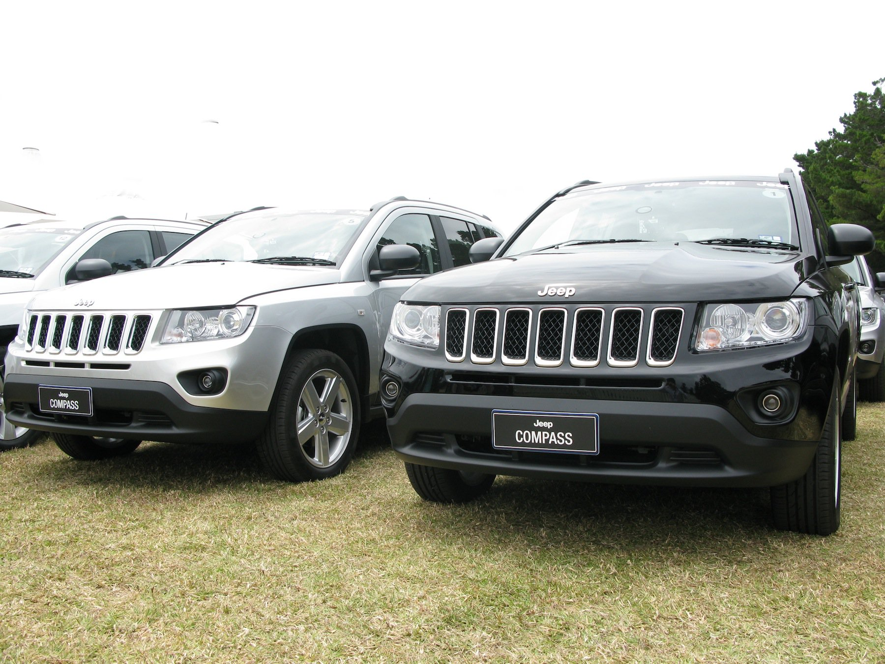 Jeep Compass Review | CarAdvice