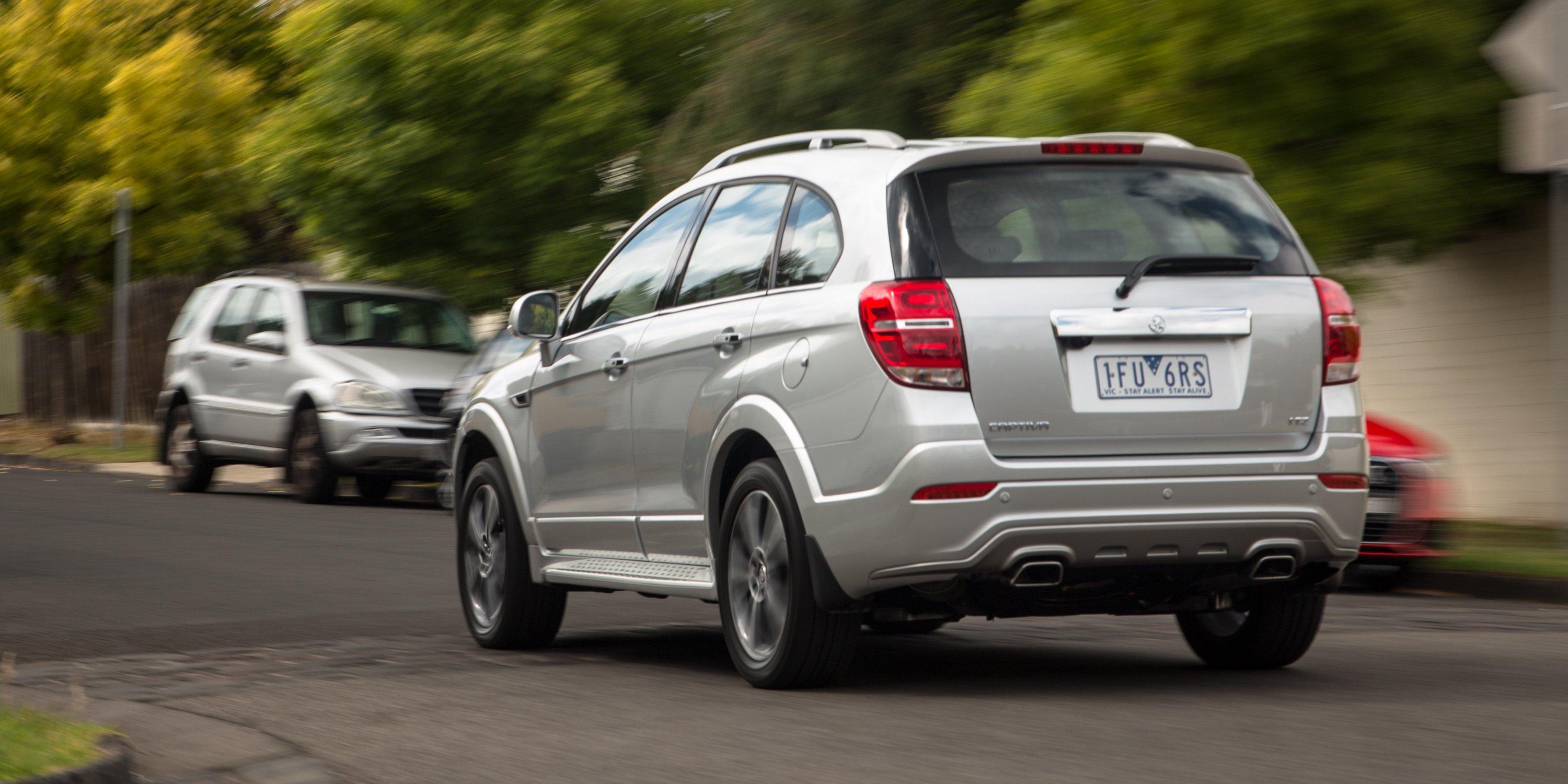 2016 Holden Captiva LTZ Review | CarAdvice