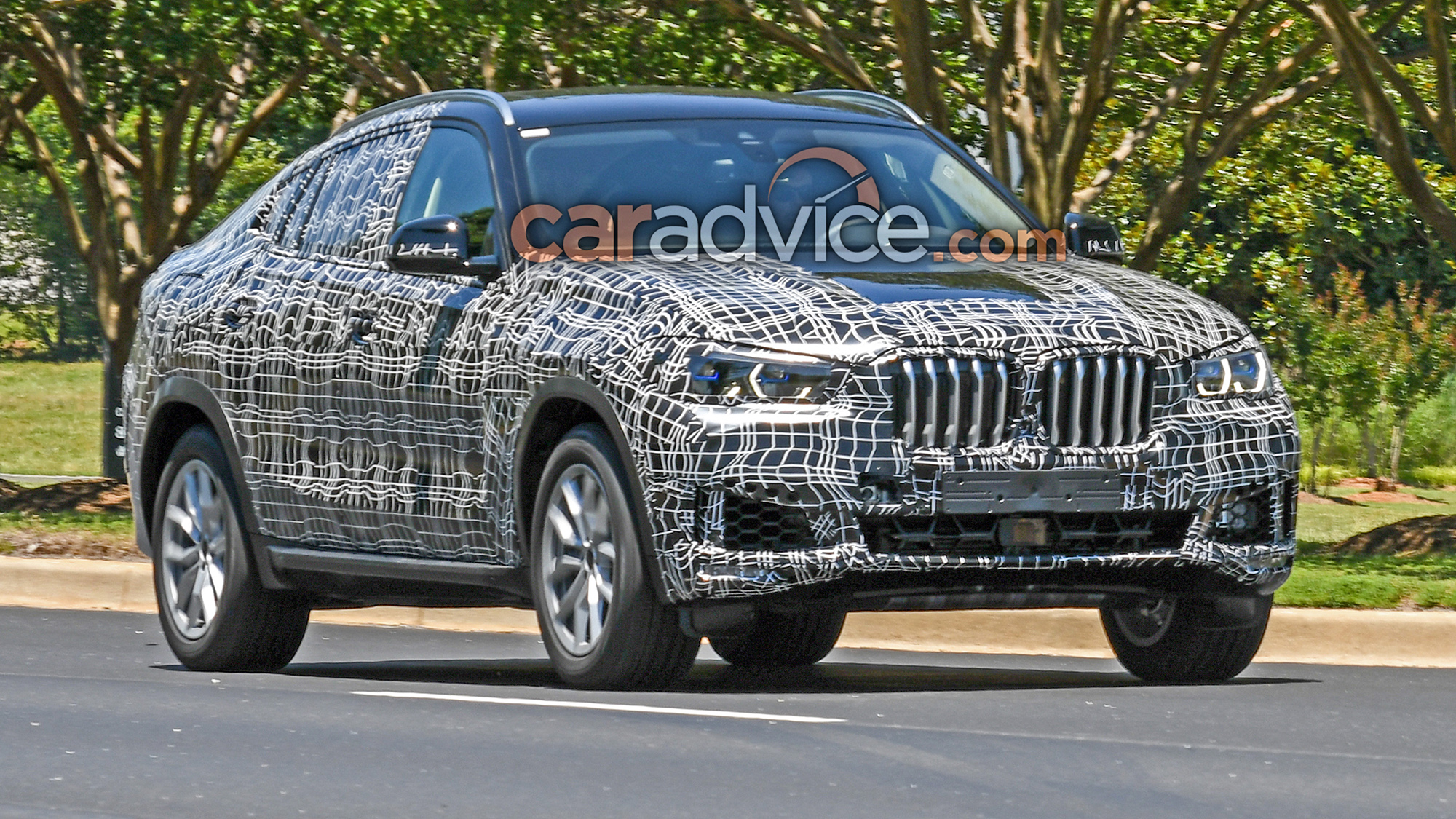 2019 BMW X6 Release Date, Redesign, Review, Interior >> 2019 Bmw X6 Spied Caradvice