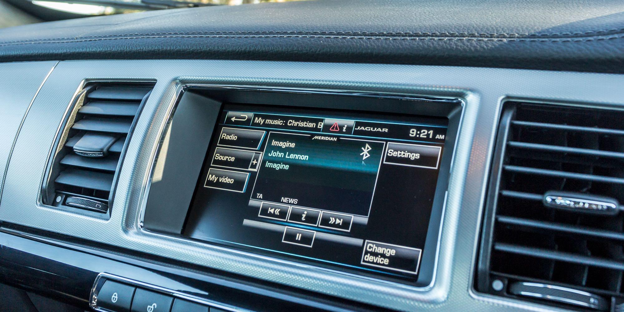 2015 Jaguar XF Review : 2 2D Premium Luxury | CarAdvice