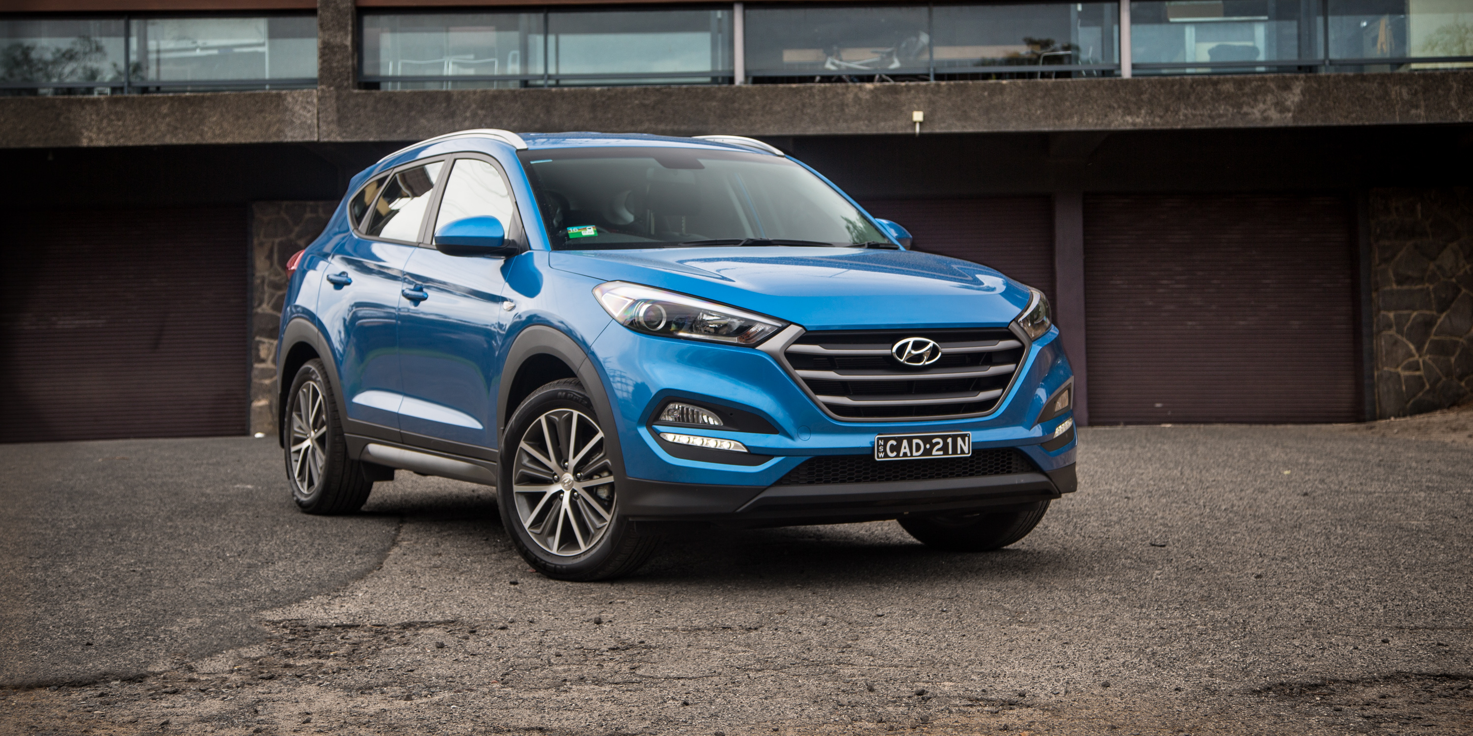 2016 Hyundai Tucson Active X Review: Long-term report two