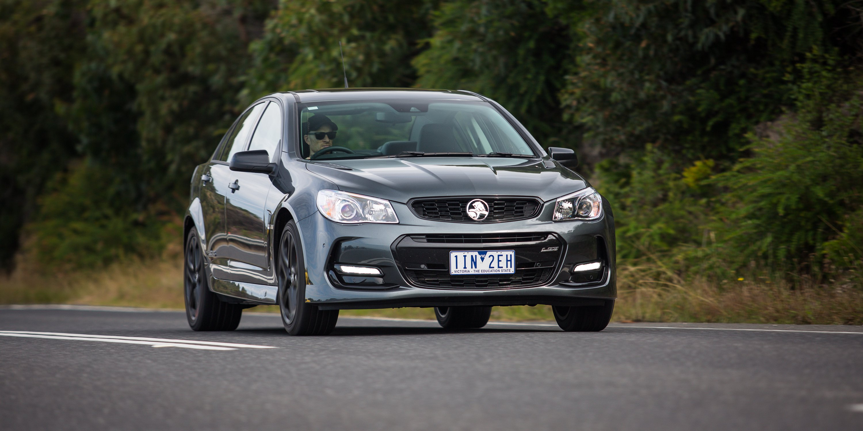 2017 Holden Commodore SS-V Redline review | CarAdvice